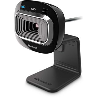 Microsoft LifeCam HD-3000 Webcam USB