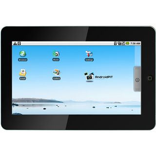 """10,2"""" (25,91cm) Point of View MobII Tablet Tegra 4GB"""