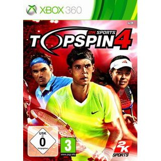 Top Spin 4 (XBox360)