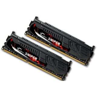 8GB G.Skill SNIPER DDR3-1600 DIMM CL7 Dual Kit