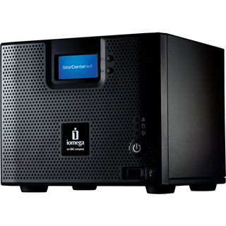 4000GB Iomega StorCenter ix4-200d Cloud Edition