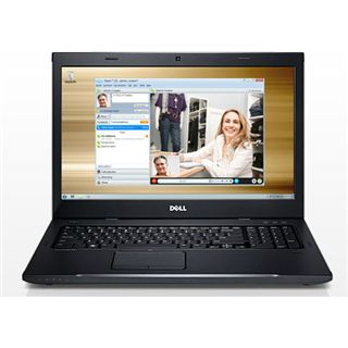 "Notebook 17,3"" (43,90cm) Dell Vostro 3750 -Bronze- i5-2410M/8192MB/750GB/W7 Pro"