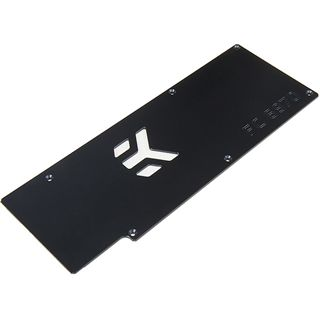 EK Water Blocks EK-FC6970 Backplate - black