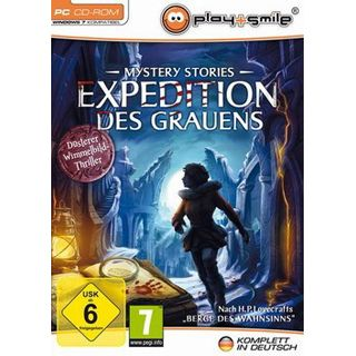 Rondomedia Mystery Stories: Expedition des Grauens (PC)