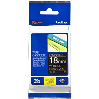 Brother TZE-345 LAMINATED TAPE 18mm 8m