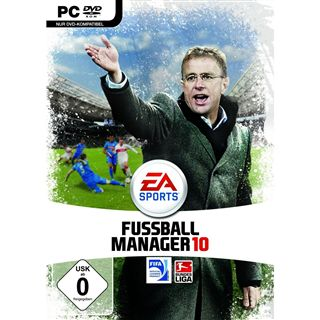 EA Games Fifa Manager 10 (PC)
