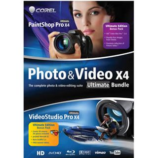 Corel COREL FOTO UND VIDEO X4