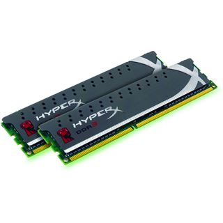 4GB Kingston HyperX DDR3-2133 DIMM CL10 Dual Kit
