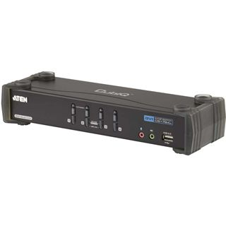 ATEN Technology CS1784A 4-fach Desktop KVM-Switch