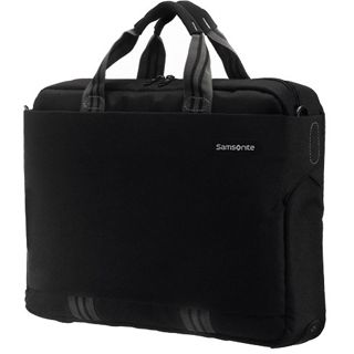 "Samsonite Network Laptop Bag M 15.6"", schwarz"