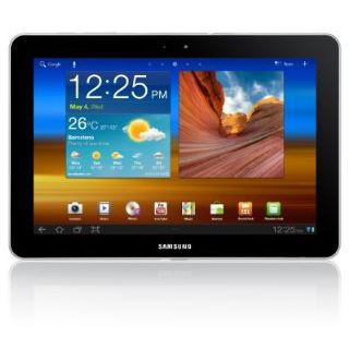 "10.1"" (25,65cm) Samsung Galaxy Tab 10.1N WiFi/Bluetooth V3.0 16GB weiss"
