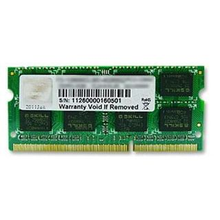 8GB G.Skill SQ Series DDR3-1333 SO-DIMM CL9 Single