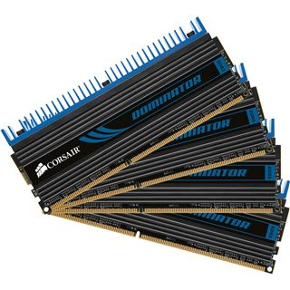 16GB Corsair XMS3 Dominator DDR3-1600 DIMM CL7 Quad Kit