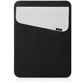 Moshi Sleeve Muse Slim Fit Black Macbook