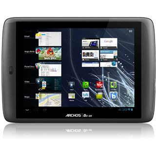 "8,0"" (20,32cm) Archos Tablet 80 G9 Turbo, 8GB, 1,5 GHz, Andr. 4.0"