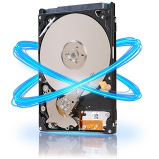 """750GB Seagate Spinpoint M8 ST750LM022 8MB 2.5"""" (6.4cm) SATA 3Gb/s"""