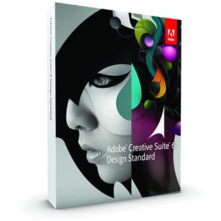 Adobe CS6 Design Std V6 Mac Upgrade Box Deutsch