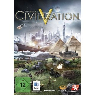 Civilization V Game (MAC)