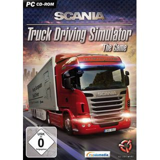 Scania Truck Driving Simulator - The Game (PC)