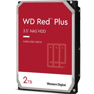 """2000GB WD Red WD20EFRX 64MB 3.5"""" (8.9cm) SATA 6Gb/s"""