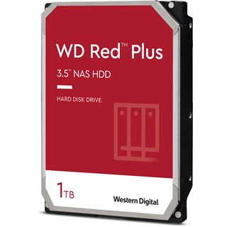 """1000GB WD Red WD10EFRX 64MB 3.5"""" (8.9cm) SATA 6Gb/s"""