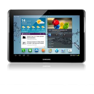 "10.1"" (25,65cm) Samsung Galaxy Tab 2 WiFi/Bluetooth V3.0 32GB silber"