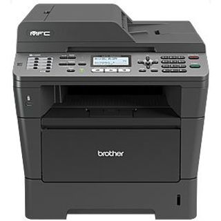 Brother MFC-8520DN S/W Laser Drucken/Scannen/Kopieren/Faxen LAN/USB 2.0