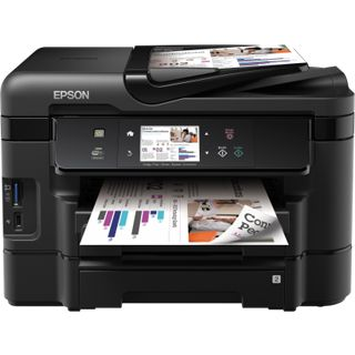 Epson WorkForce WF-3540DTWF Tinte Drucken/Scannen/Kopieren/Faxen LAN/USB 2.0/WLAN