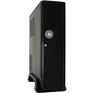 LC-Power LC-1410mi ITX Tower 200 Watt schwarz
