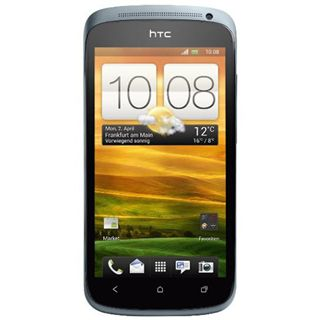 HTC One S C2 16 GB silber