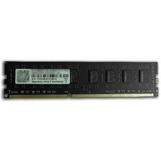 4GB G.Skill F3-1600C11S-4GNT DDR3-1600 DIMM CL11 Single