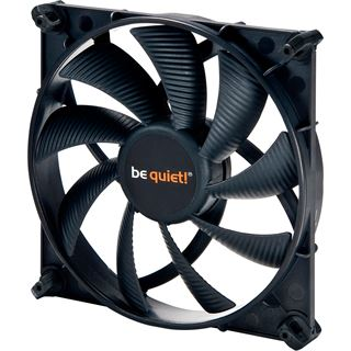 be quiet! Silent Wings 2 PWM 140x140x25mm 1000 U/min 16.4 dB(A) schwarz