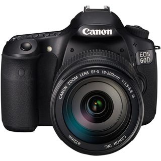 Canon EOS 60D Kit inklusive EF-S 18-200 mm f/3.5-5.6 IS
