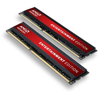 16GB Patriot AMD Memory Entertainment Edition DDR3-1600 DIMM CL11 Dual Kit