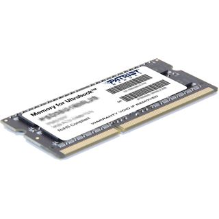 8GB Patriot Memory for Ultrabook DDR3-1333 SO-DIMM CL9 Single