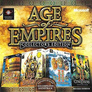 Ubisoft GmbH Age of Empires Collectors Edi. (PC)