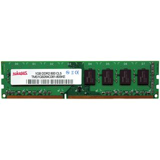 1GB takeMS Value DDR2-800 DIMM CL5 Single