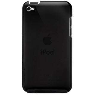 SwitchEasy NUDE UltraBlack (SW-NUT4-UB): Ultra Thin Protection Solution für iPod Touch 4G