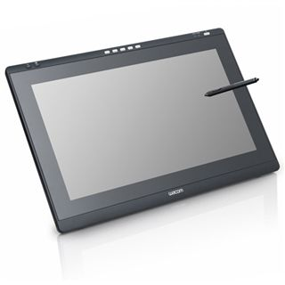 Wacom PL-2200 LCD-Tablet 477x268 mm USB grau