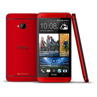HTC One 32 GB rot