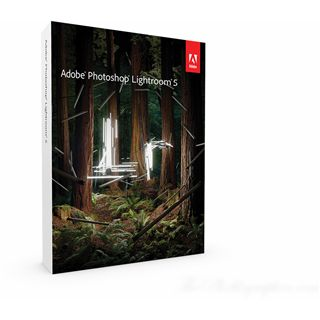 Adobe Photoshop Lightroom 5.0 32/64 Bit Englisch Grafik Upgrade PC/Mac (DVD)