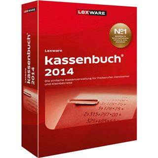 Lexware Kassenbuch 2014 32/64 Bit Deutsch Office Upgrade PC (CD)