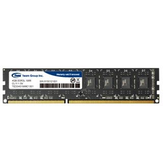 4GB TeamGroup Elite DDR3L-1866 DIMM CL13 Single