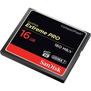 16 GB SanDisk Extreme Pro Compact Flash TypI 1066x Retail
