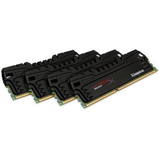 32GB HyperX Beast DDR3-1866 DIMM CL10 Quad Kit