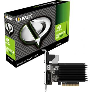2GB Palit GeForce GT 630 Passiv PCIe 2.0 x16 (Retail)