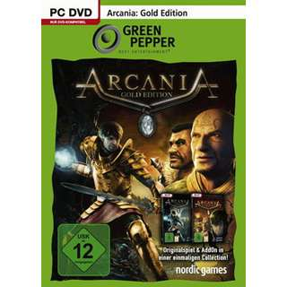 Nordic Games Arcania Gold-Edition PC