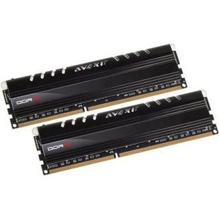 8GB Avexir Core Series MPOWER Edition blaue LED DDR3-2133 DIMM CL9 Dual Kit