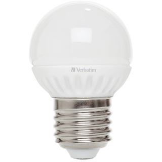 Verbatim LED Mini Globe Matt E27 A+