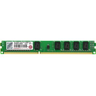 2GB Transcend DDR3-1333 DIMM CL9 Single